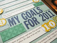Parenting Goals 2011
