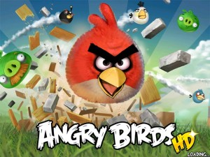 Angry Bird Teens & Their Piggy Parents