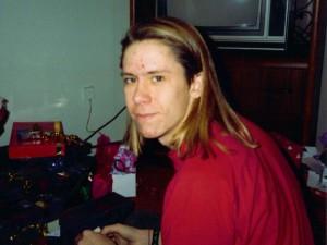 Uriah as a teenager