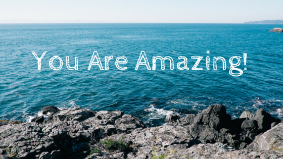 You AreAmazing!