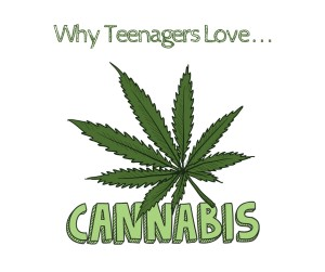 Why Teenage Boys Love Marijuana