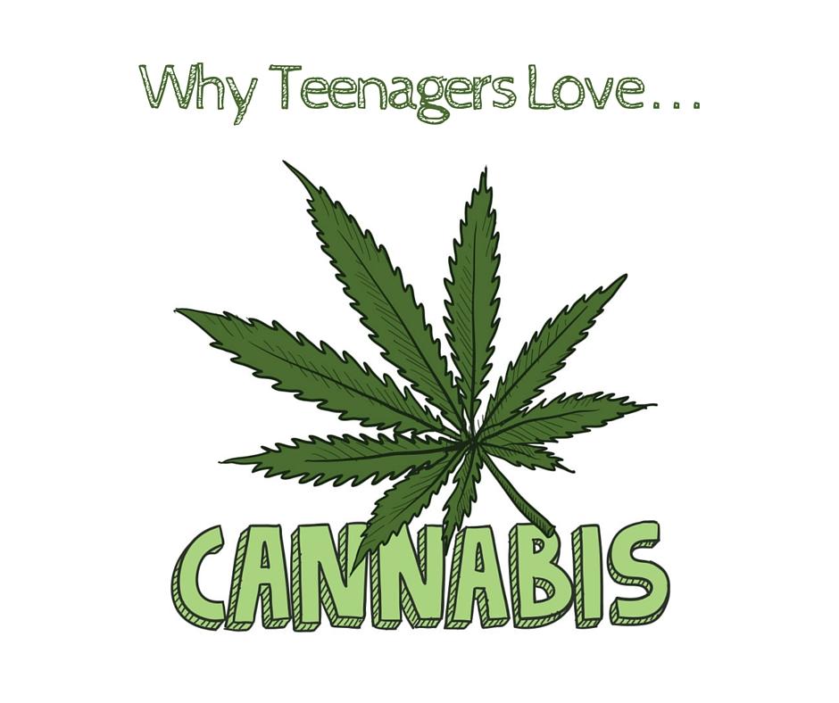 Why Teenagers Love Marijuana