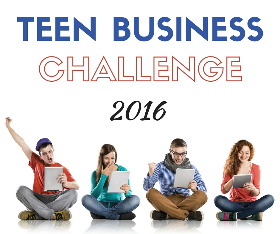Teen Business Challenge 2016